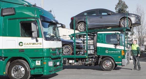 Carways Vehicle Logistics Services